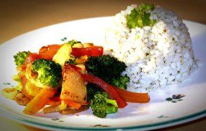 Gemüsewok